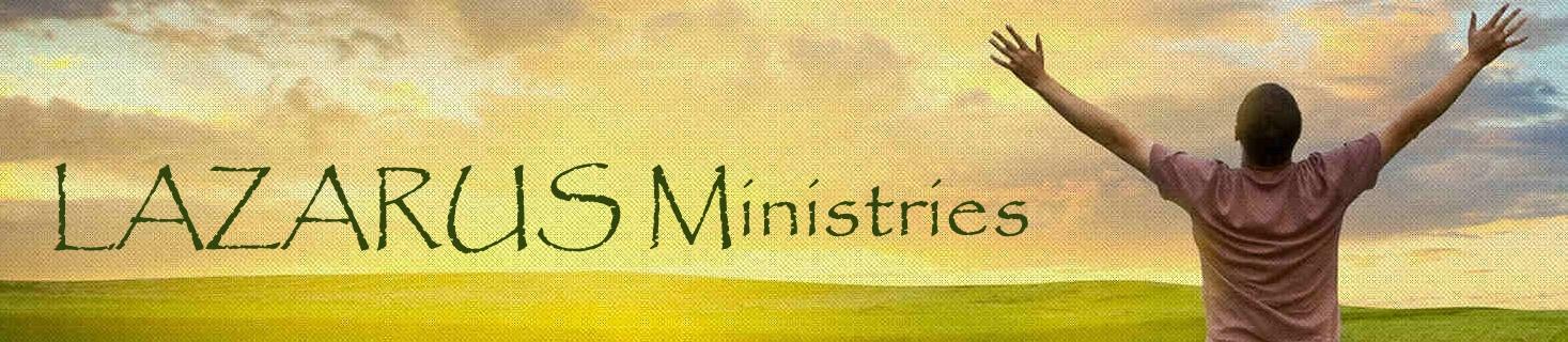 Lazarus Ministries Banner